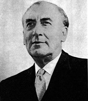 Dr Harold May