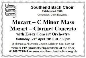 Mozart Concert