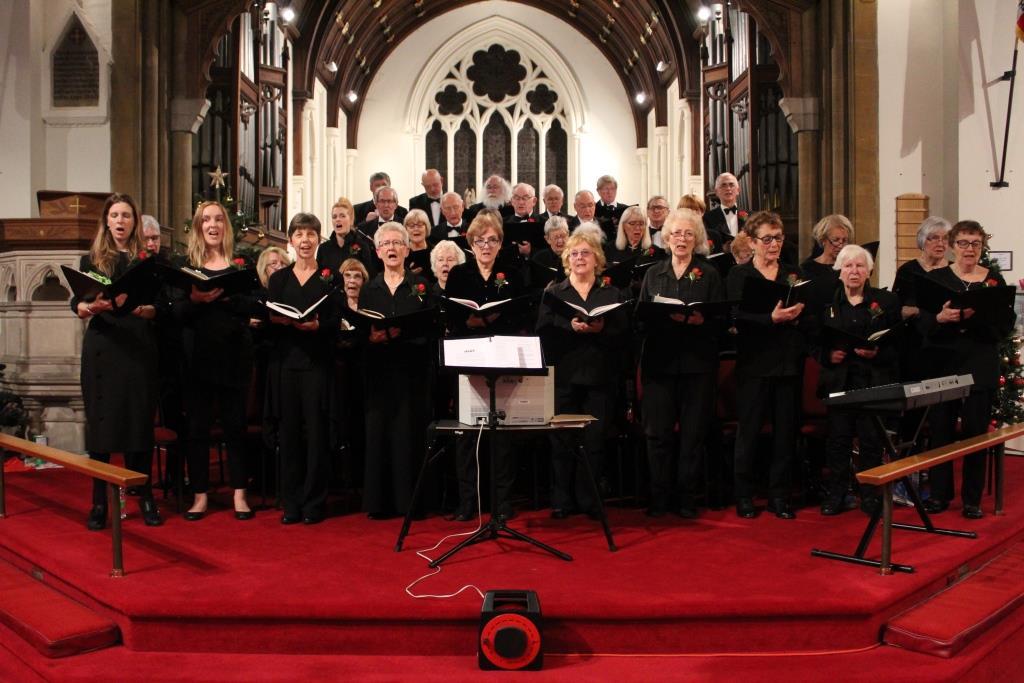HARP 2019 - Choir