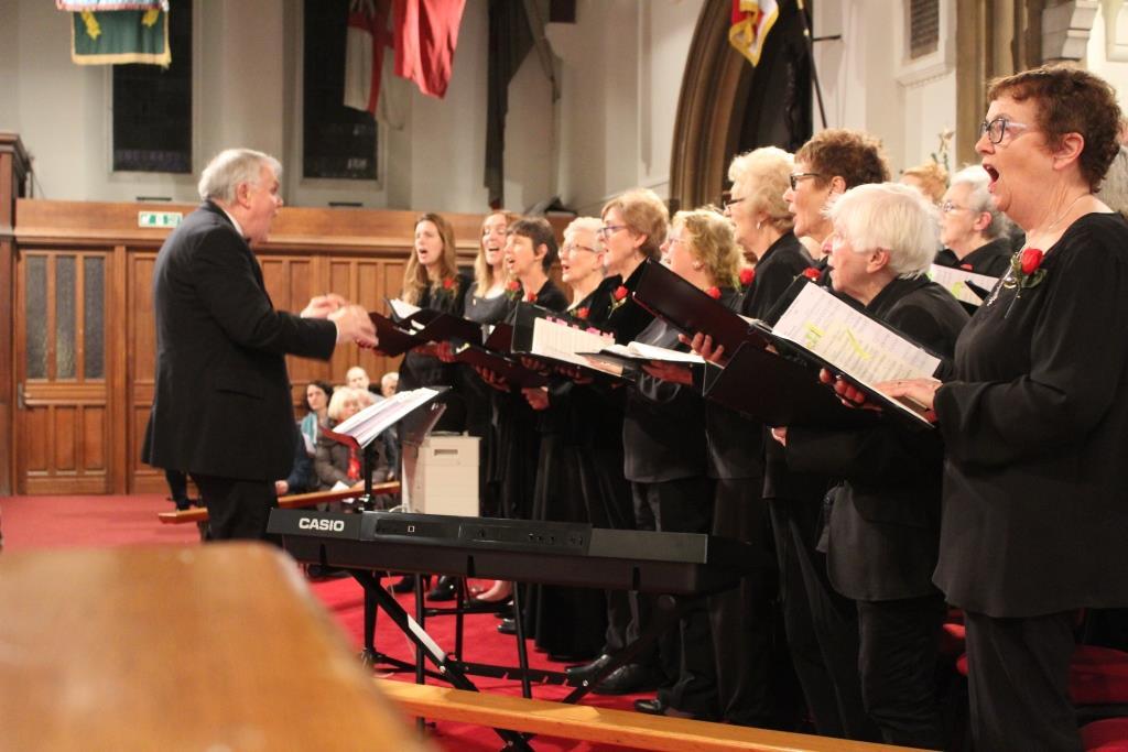 HARP 2019 Choir